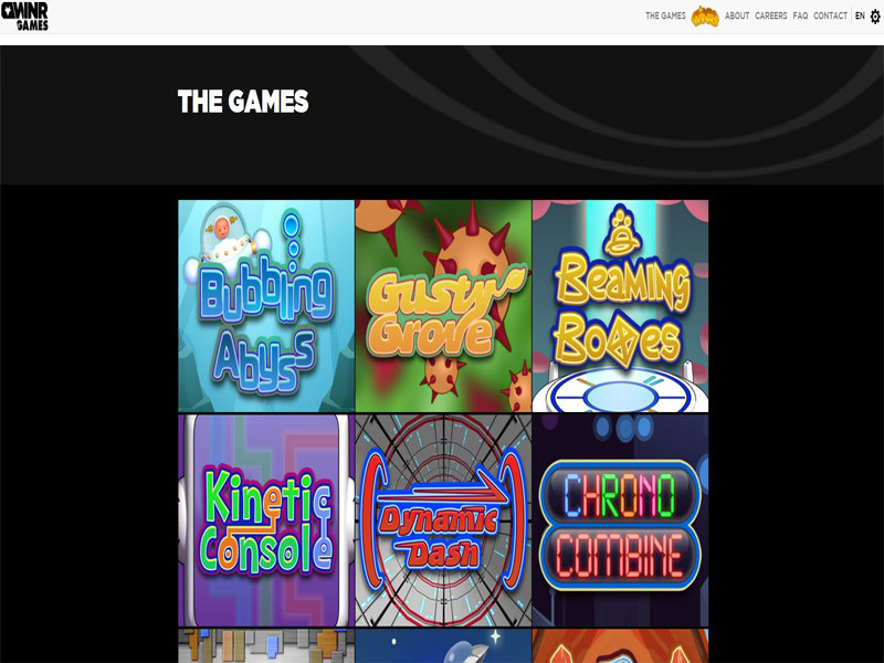 Casino preview image Winr Games