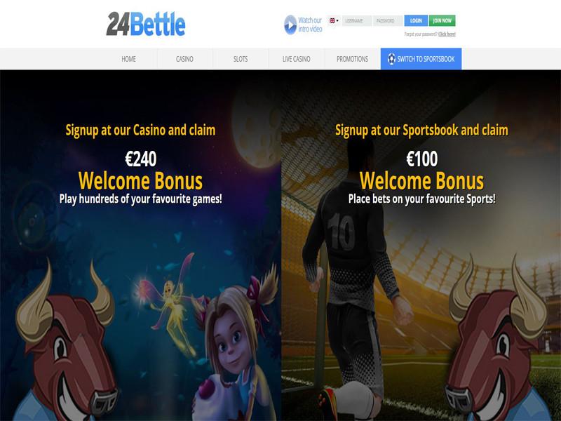 Casino preview image 24 Bettle Casino