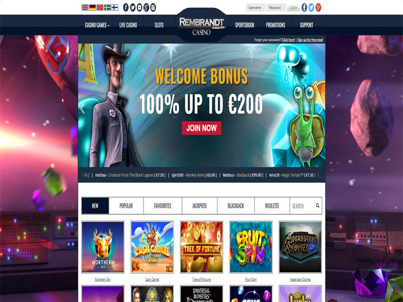 Casino preview image Rembrandt Casino