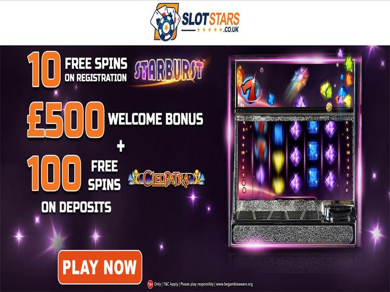 Casino preview image Slot Stars Casino